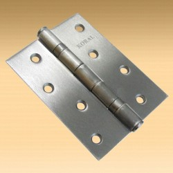 Петля дверная КОРАЛ 4х3х2 2BB SS (мат. хром)