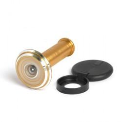 Глазок дверной Могилев ГДШ-200 большой 65-80мм (золото)