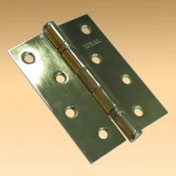 Петля дверная КОРАЛ 4х3х2 2BB CP (хром)