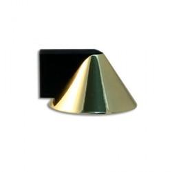 Упор дверной АПЕКС DS-0010-G (YD010-BP)