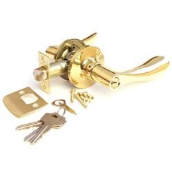 КОРАЛ 6901(891) PB ET (кл/фикс) золото Ручка-защелка