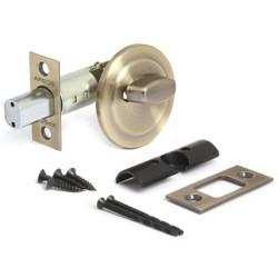 Апекс L-0108-AB (бронза) Задвижка дверная