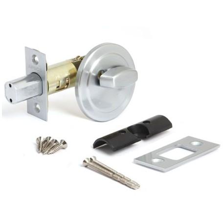 Апекс L-0108-CRM (матовый хром) Задвижка дверная