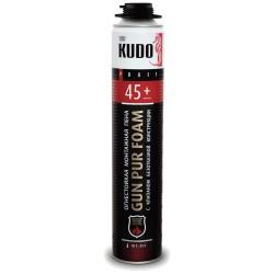 Огнестойкая монтажная пена KUDO PROOF 45+ FIREPROOF
