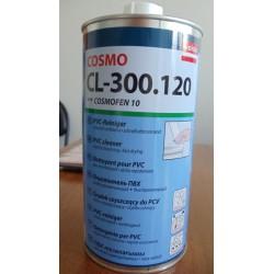 Очиститель ПВХ COSMOFEN 10 метал банка 1000мл
