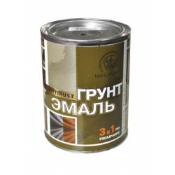 Грунт эмаль по ржавчине 3в1 Радуга 0,9 кг