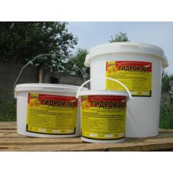 Гидроизол полимерно-битумная мастика 10кг.